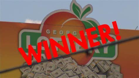 cash  life georgia lottery player wins   day  life wsb tv