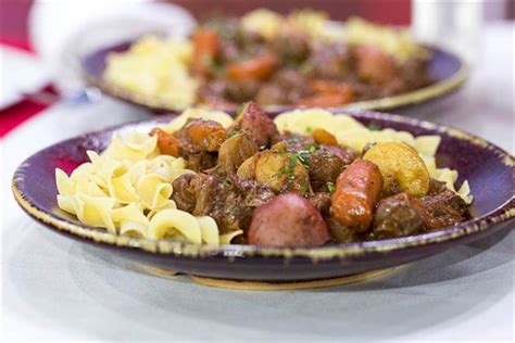 printable recipes from today show crock pot beef bourguignon today com