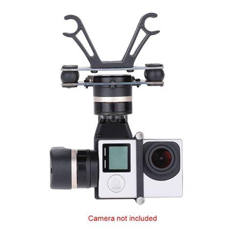 Drone Gopro 4 feiyu tech 3 asse brushless 3d gimbal per rc drone gopro 3 3 4 fpv de v2b6 ebay