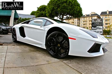 How Much To Rent A Lamborghini Lamborghini Aventador Now Available For Rent Automotorblog