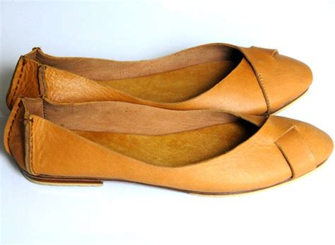 Handmade Leather Shoes - trendy collection of made flat leather shoes trendy