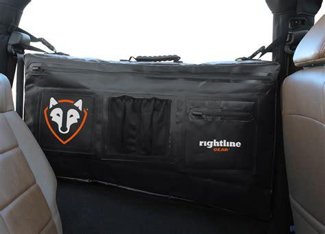 Jeep Storage Rightline Jeep Storage Bags Jeep Wrangler Cargo