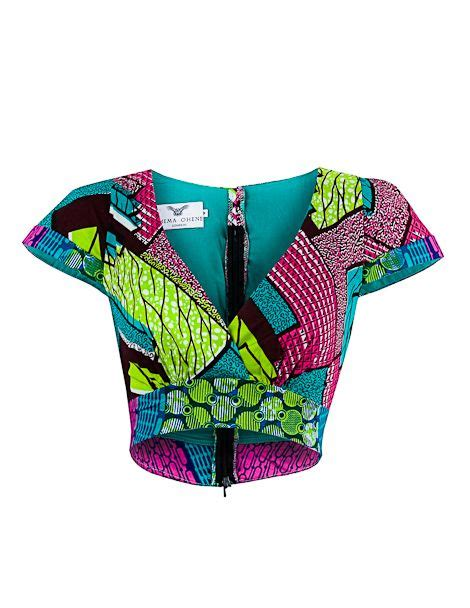 african print crop top pin by preye uboh on african fashion pinterest
