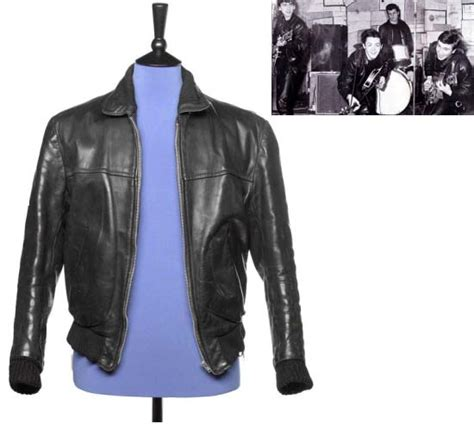 Sweater The Beatles Jaket Hoodie Band Keren george harrison clothing up on the auction block i read the news today