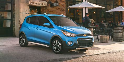 2017 chevrolet spark vehicles on display chicago