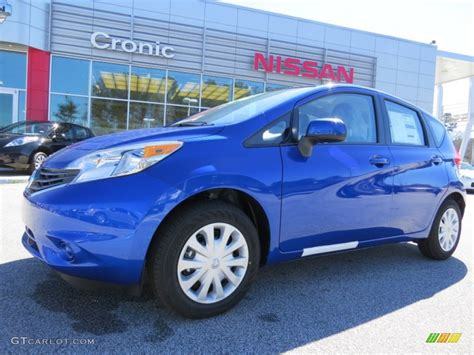 nissan versa dark blue 2014 nissan versa note photos and info news car html