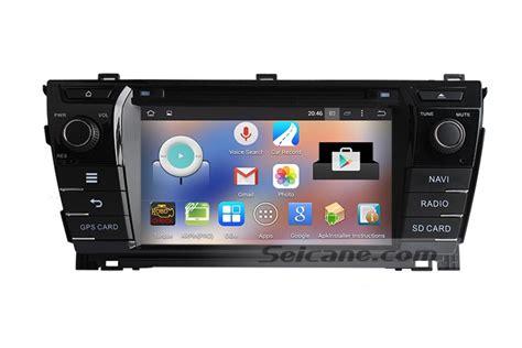 Toyota Corolla 2014 Radio How To Use Settings In A 2013 2014 Toyota Corolla Car