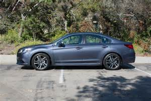 Subaru Legacy Reviews 2017 Subaru Legacy 2 5i Sport Test Drive Review