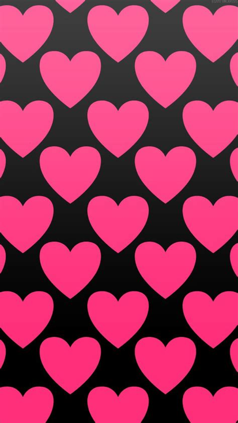 pink heart pattern background pink heart wallpaper top backgrounds wallpapers