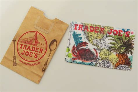 trader joe s gift card it has grown on me - Trader Joe S E Gift Card