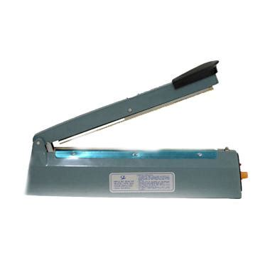Murah Impulse Sealer 30cm Alat Press Plastik jual q2 impulse sealer pfs 8300 press plastik 30cm harga kualitas terjamin blibli