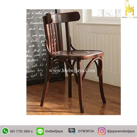 Kursi Makan Bar Trembesi Kursi Cafe Kursi Retro Meja Makansofa harga kursi cafe vintage kayu jati jepara jepara mebel