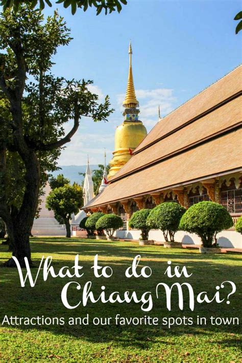 chiang mai attractions   favorite