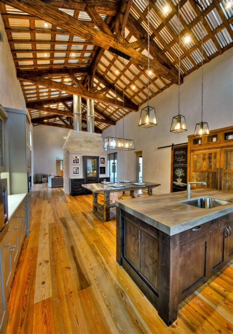 rustic open floor plans rustic home open floor plan wood dream home pinterest
