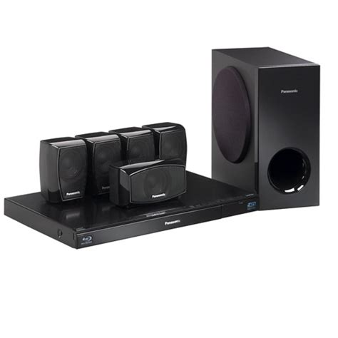 panasonic sc btt270gn home theater system