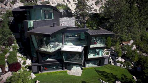 glass house real estate glass house on lake tahoe for sale for 39 9 million u s toronto star