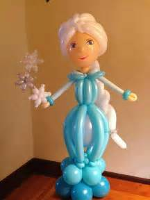 elsa decorations elsa frozen decoration ideas con globos