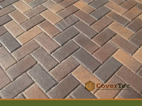 how to seal a paver patio how to seal pavers for a high gloss wetlook