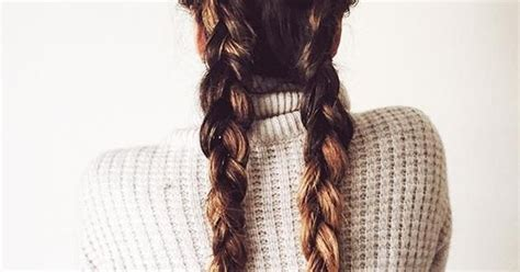 braids that arent heavy braided pigtails aren t just for little girls anymore