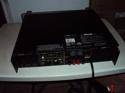 Power Lifier Yamaha 1000 Watt yamaha p7000s pro stereo power lifier 1000 real watts x 2 channels needs service photo