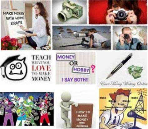Online Hobbies To Make Money - 7 real ways to make money online with your hobbies in 2014