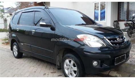 Spion Mobil Xenia Tahun 2009 Jual Daihatsu Xenia Tahun 2009 Hitam Manual Modifikasi