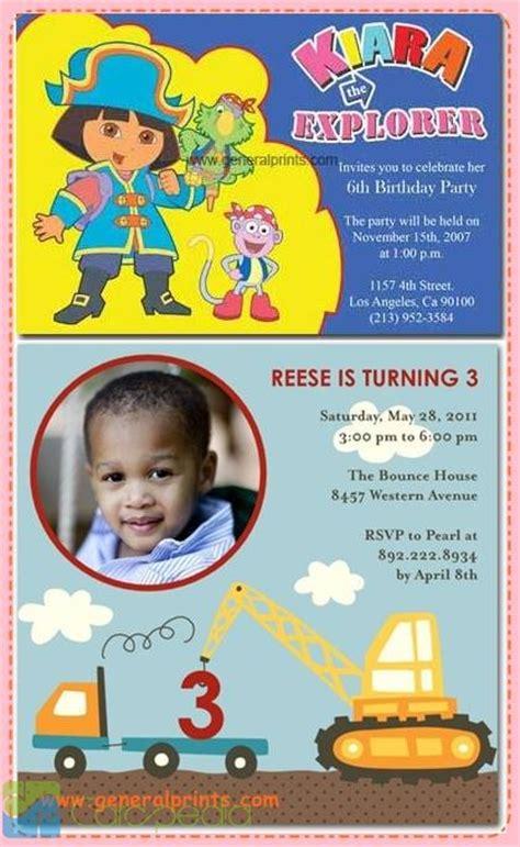 cara membuat undangan ulang tahun memakai kertas karton cara mudah membuat undangan ulang tahun umum carapedia