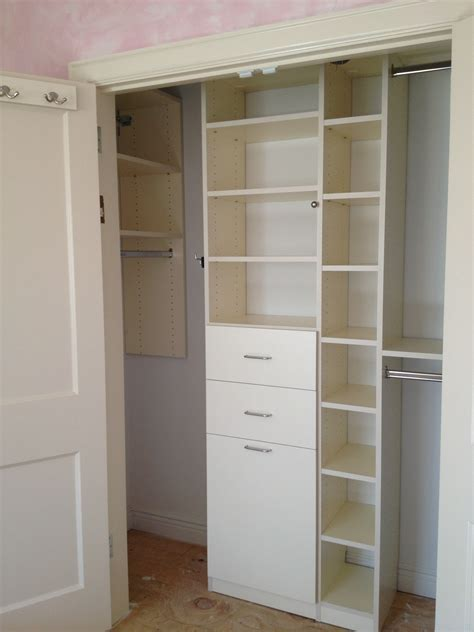 storage closet organizers will help to forget about mess custom closet organization system for kids long island