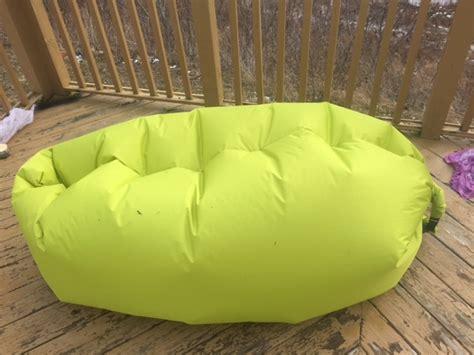 Kasur Berisi Air jual lazy air bag kasur angin instant sofa angin instant