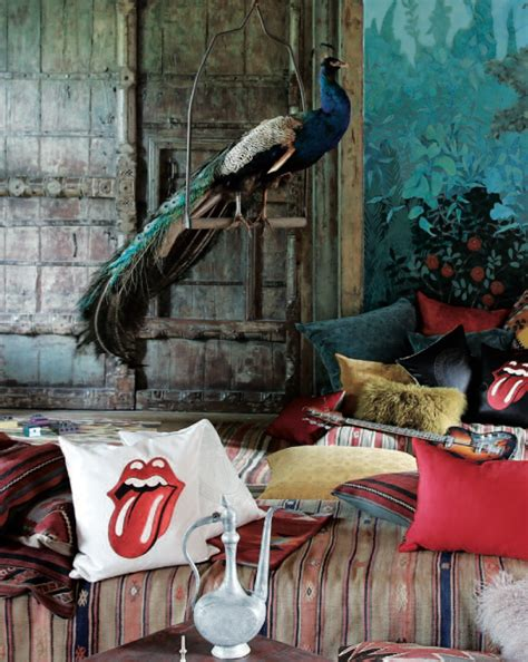 room 1009 rolling stones pillow maison de vacances and the rolling stones the room