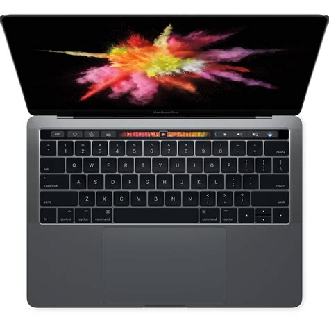 macbook pro 13 apple 13 3 quot macbook pro with touch bar mpxv2ll a b h photo