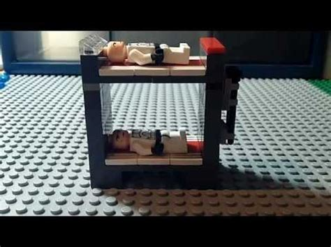 tutorial lego bed how to make a lego star wars bunk bed tutorial youtube