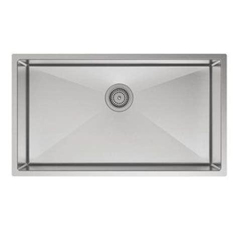 kohler strive sink k 5285 kohler k 5285 na stainless steel strive 32 quot single basin