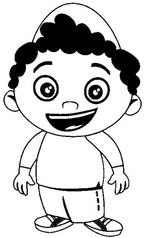 little boy coloring pages coloring pages for free