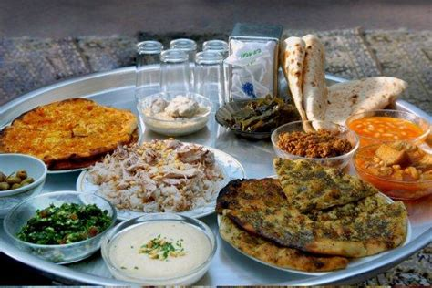 jerusalem cuisine no bagels in sight food might not be what
