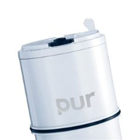 Pur Faucet Mount Replacement Water Filter by Pur Faucet Mount Replacement Water Filter Basic 2 Pack