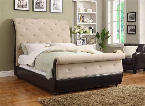 velvet tufted bed velvet is an haute fall trend
