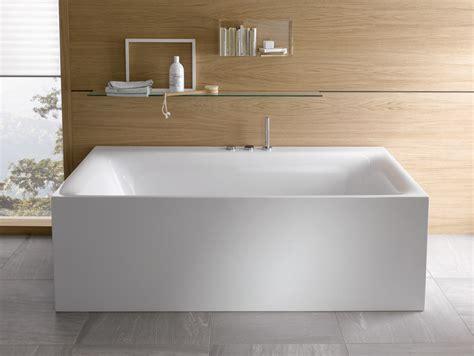 rechteckige badewanne rechteckige badewanne aus stahl im modernen stil bettelux