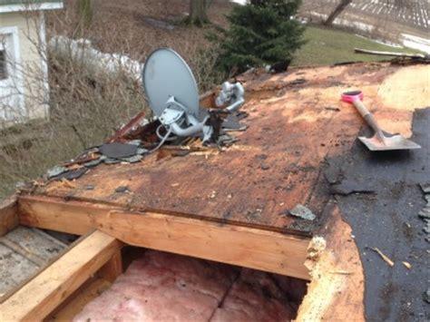 Diy Roof Repair Diy Roof Replacement Part 1 Handy