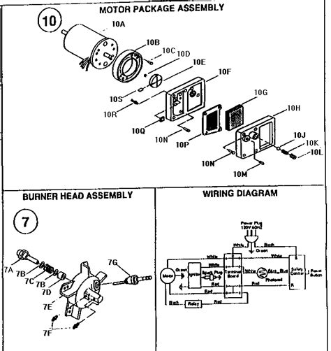 reddy heater parts diagram reddy 150f diagram parts list for model r150b desa