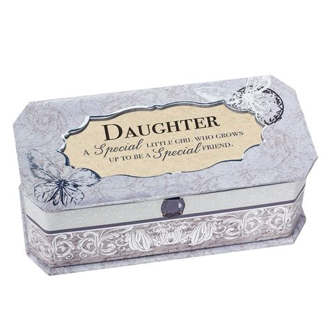 cottage garden musical jewellery box gift for daughter