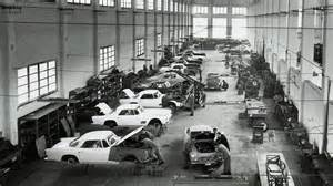 Maserati Factory Maserati Turns 100 The Read The Journal Issue 195