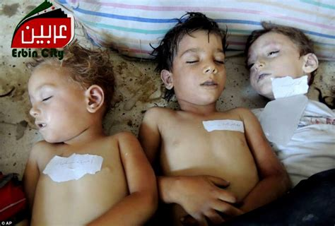What President Died In The Bathtub U S Accuses Assad Over Syrian Chemical Strike Pressure
