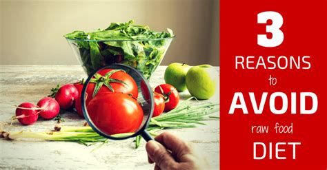 Reasons To Try The Foods Diet by 3 Reasons Why You Should Avoid Food Diet