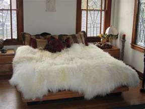 sheepskin rugs or sheepskin hides or