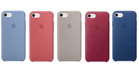 fundas apple iphone 7 plus apple presenta 6 nuevas fundas de colores para el iphone 7