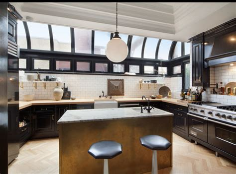 nate berkus kitchen go inside 10 stunning celebrity kitchens