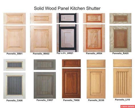 Kitchen Cabinet Door Designs Pictures Modern Kitchen