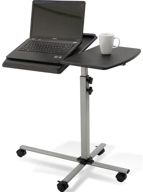 Rolling Laptop Desk Rolling Laptop Desk In Laptop Stands