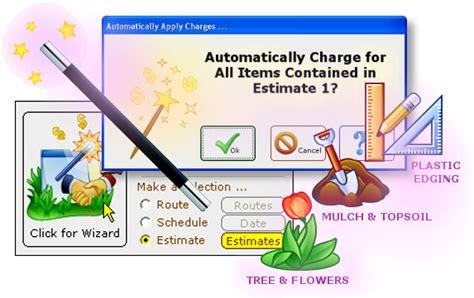 Landscape Design Estimating Software Landscape Estimating Software Lawn Estimating Software